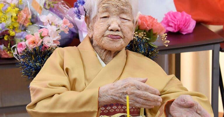 Read more about the article Kane Tanaka skończyła 117 lat