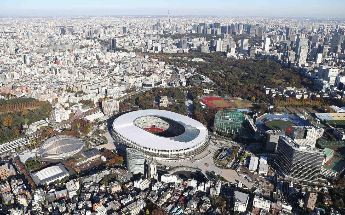National Stadium, Tokio