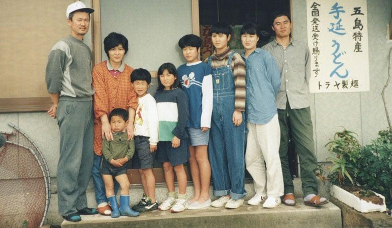 Tora-san z Goto