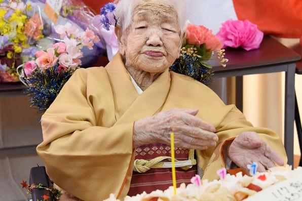 Kane Tanaka skończyła 117 lat
